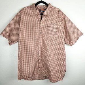 Merrell Opti-Wick UPF 20+ Button-Front Shirt
